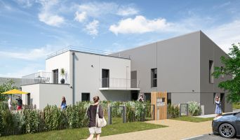 Photo du Résidence « Les Villes Dorées » programme immobilier neuf à Saint-Brieuc