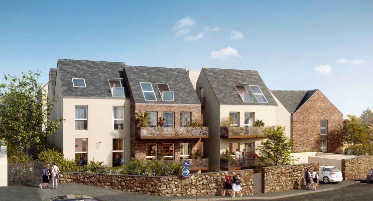 Photo du Résidence « L'Hermine » programme immobilier neuf à Saint-Quay-Portrieux