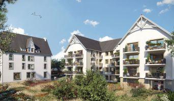 Photo du Résidence « Le Domaine du Verger » programme immobilier neuf à Bénodet