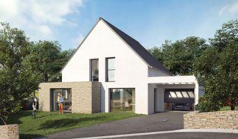 Bénodet programme immobilier neuve « Le Domaine du Verger »  (2)