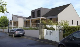 Résidence « Villa Margaux » programme immobilier neuf à Bénodet n°2