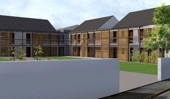 Résidence « Villa Margaux » programme immobilier neuf à Bénodet n°3