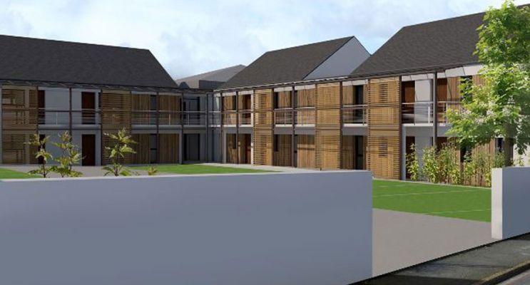 Photo n°3 du Résidence neuf « Villa Margaux »