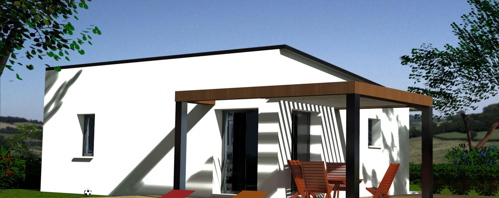 Brélès : programme immobilier neuve « Le Chemin de Kergroadez » (2)