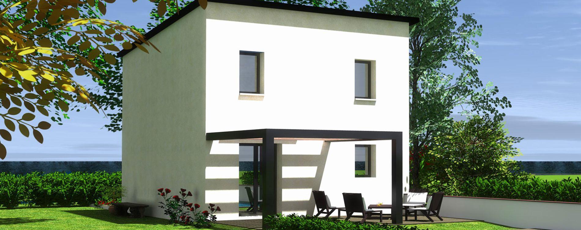 Brélès : programme immobilier neuve « Le Chemin de Kergroadez » (4)