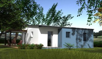 Brélès programme immobilier neuf « Le Chemin de Kergroadez »