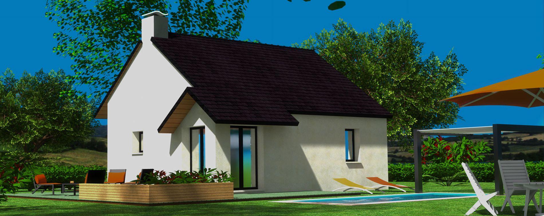 Brélès : programme immobilier neuve « Les Hauts de L'Aber Ildut »