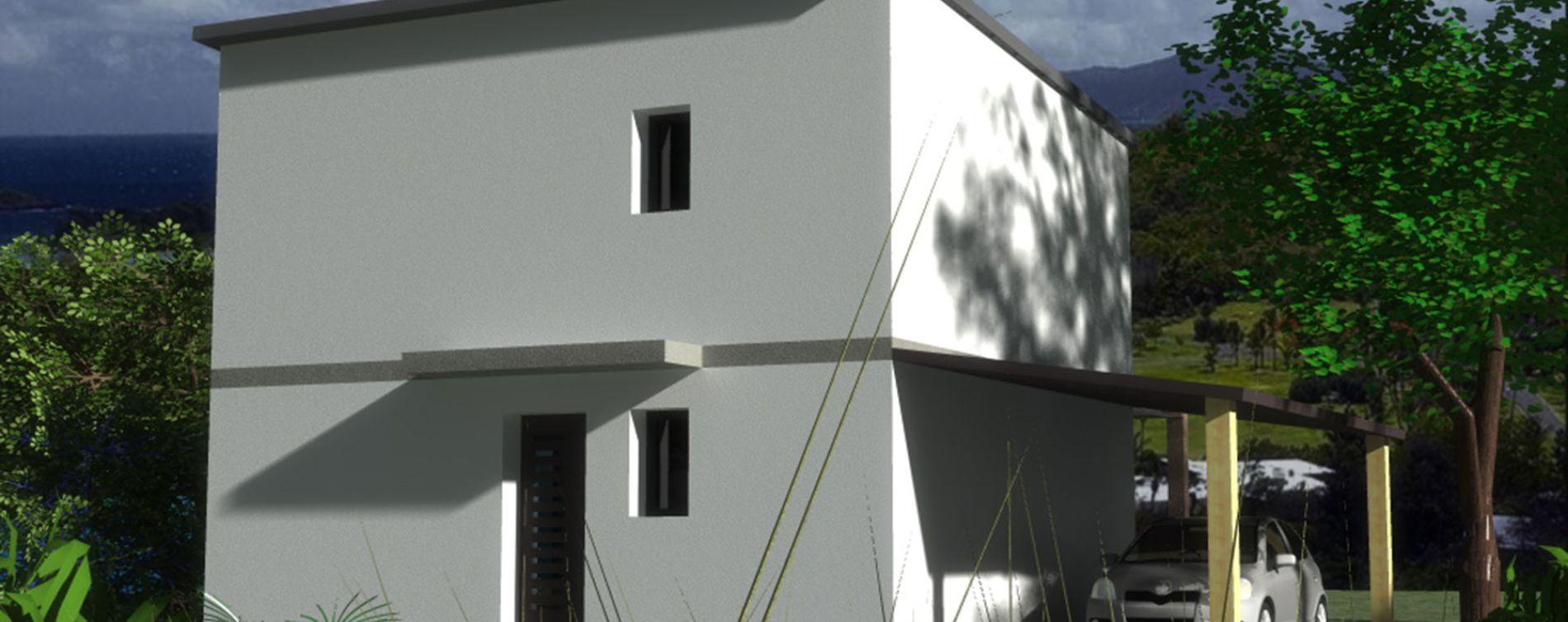 Brélès : programme immobilier neuve « Les Hauts de L'Aber Ildut » (3)