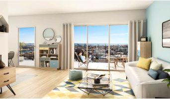 Résidence « Cap Horizon » programme immobilier neuf en Loi Pinel à Brest n°2