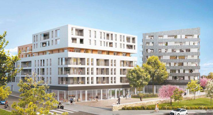 Résidence « Cap Horizon » programme immobilier neuf à Brest n°1