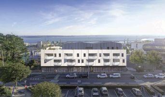 Photo du Résidence « Cap Irez » programme immobilier neuf en Loi Pinel à Brest
