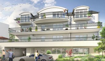 Résidence « Clément Ader » programme immobilier neuf à Brest n°1