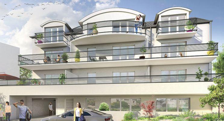 Photo du Résidence « Clément Ader » programme immobilier neuf à Brest