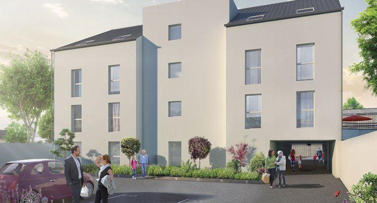 Résidence « Clément Ader » programme immobilier neuf à Brest n°2