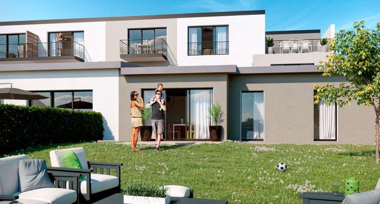 Brest : programme immobilier neuf « Escale » en Loi Pinel