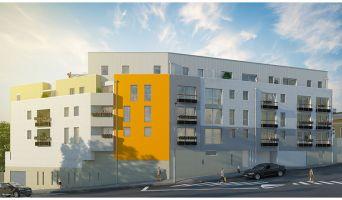 Résidence « Grand Angle » programme immobilier neuf à Brest