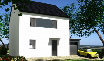 Photo du Résidence « Ker Maël » programme immobilier neuf en Loi Pinel à Brest