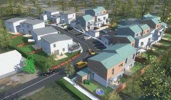 Photo du Résidence « Kerarbleiz » programme immobilier neuf à Brest