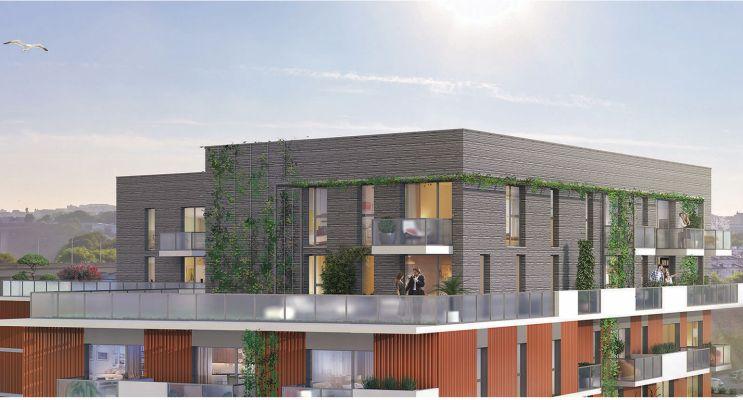 Résidence « L'Aurore » programme immobilier neuf à Brest n°1