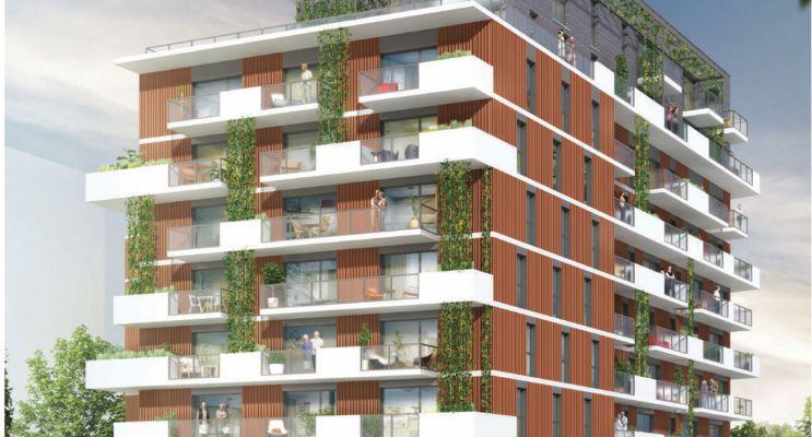 Résidence « L'Aurore » programme immobilier neuf à Brest n°2