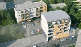 Photo du Résidence « Le 76 Saint-Marc » programme immobilier neuf à Brest