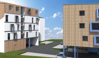 Résidence « Le 76 Saint-Marc » programme immobilier neuf à Brest n°3