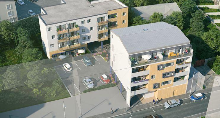 Photo n°1 du Résidence « Le 76 Saint-Marc » programme immobilier neuf à Brest