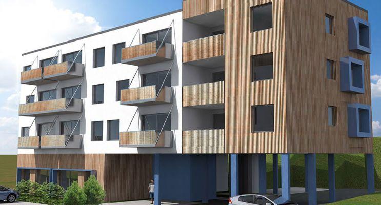 Photo n°2 du Résidence « Le 76 Saint-Marc » programme immobilier neuf à Brest