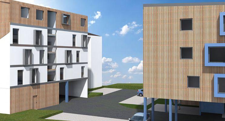 Photo n°3 du Résidence « Le 76 Saint-Marc » programme immobilier neuf à Brest