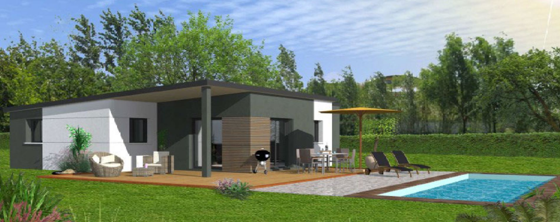 Brest : programme immobilier neuve « Le Chemin du Vallon » (2)