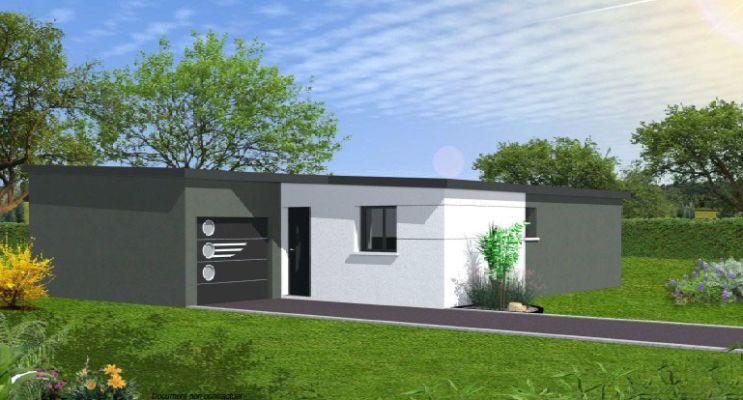 Brest : programme immobilier neuf « Le Chemin du Vallon »