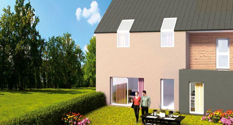 Résidence « Le Clos Du Parc » programme immobilier neuf à Brest n°1