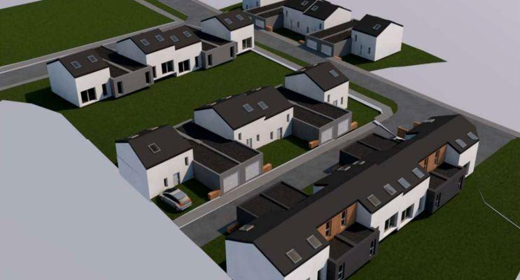 Photo n°2 du Résidence « Le Clos Du Parc » programme immobilier neuf à Brest