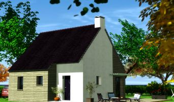 Résidence « Les Portes De Gouesnou » programme immobilier neuf à Brest n°1