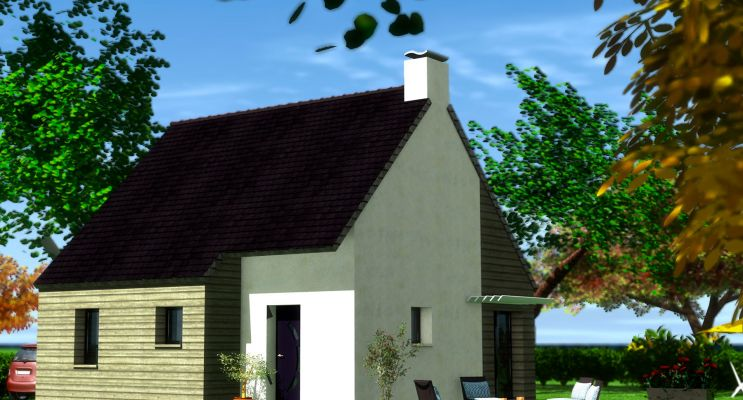 Photo du Résidence « Les Portes de Gouesnou » programme immobilier neuf en Loi Pinel à Brest