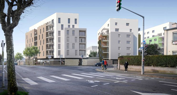 Brest programme immobilier neuf « Les Senioriales de Brest »