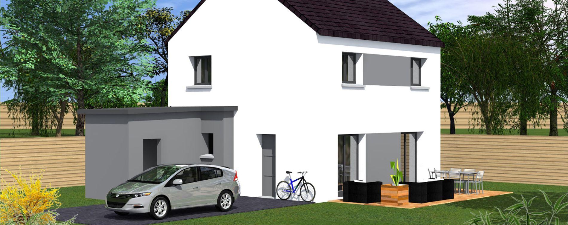Brest : programme immobilier neuve « Loscoat »
