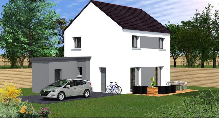 Brest : programme immobilier neuf « Loscoat »
