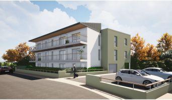 Brest : programme immobilier neuf « Montbarey - Avant-première »