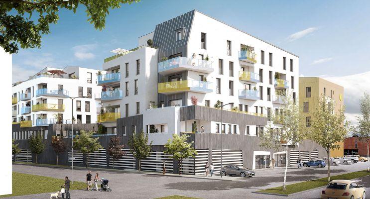 Résidence « Nouveau Monde » programme immobilier neuf en Loi Pinel à Brest n°2