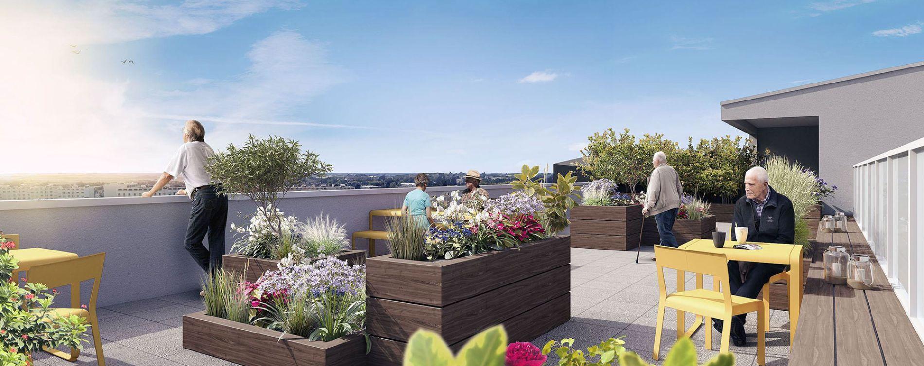 Brest : programme immobilier neuve « Oh Activ - Brest »