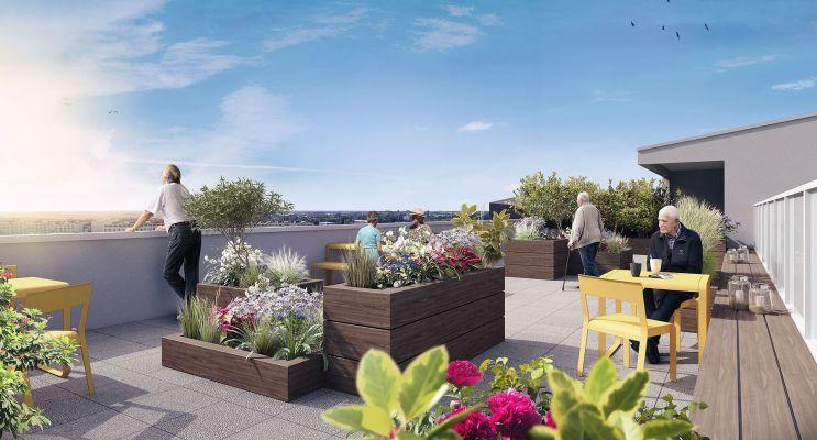 Photo du Résidence « Oh Activ - Brest » programme immobilier neuf à Brest