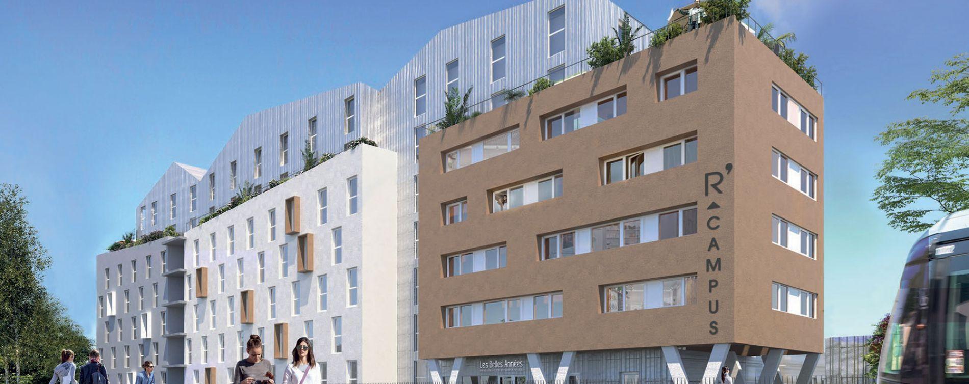 Résidence R'Campus à Brest