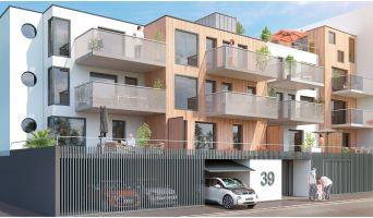 Photo du Résidence « Résidence de la Corniche » programme immobilier neuf à Brest
