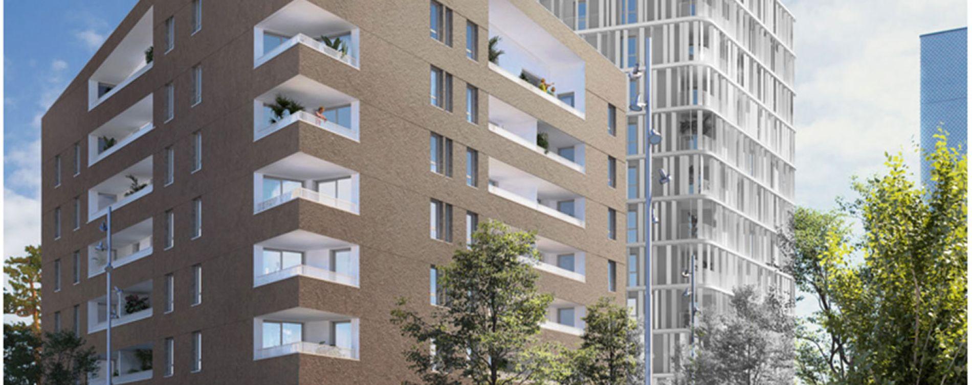 Brest : programme immobilier neuve « Vertigo Coûts Abordables »