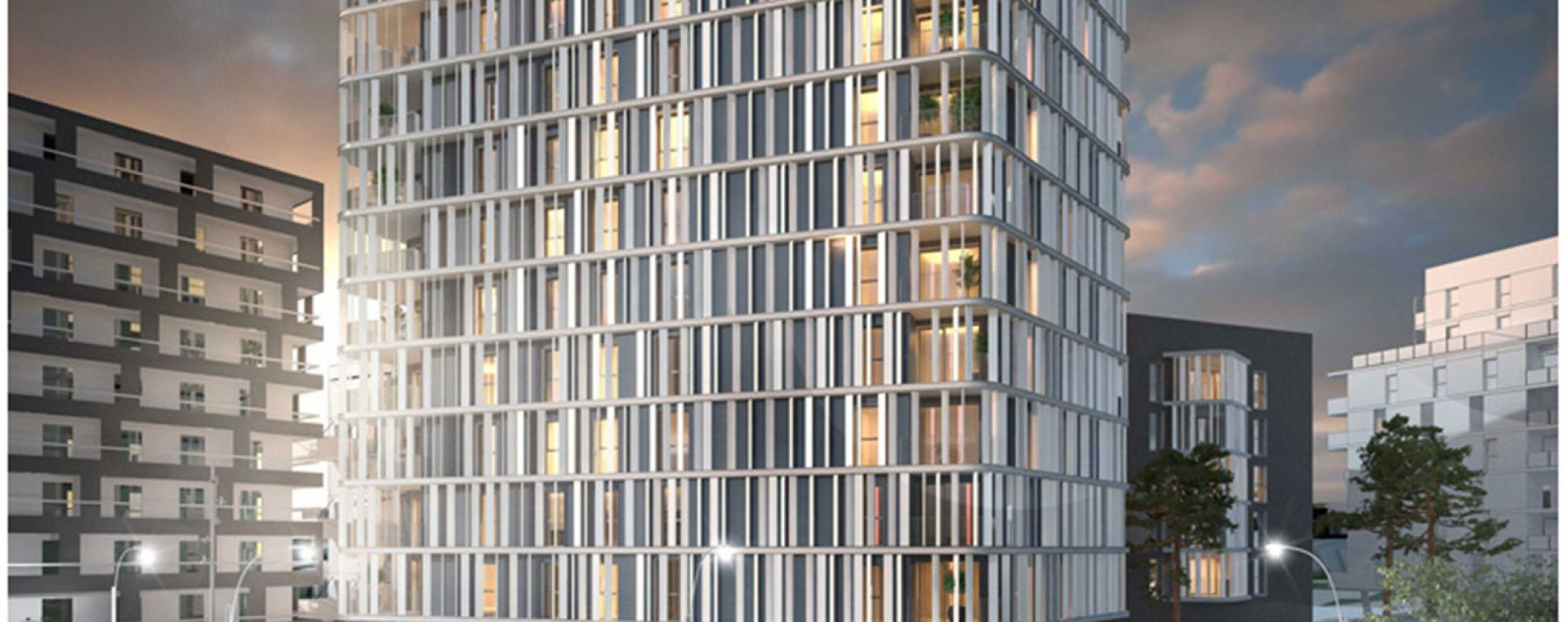 Brest : programme immobilier neuve « Vertigo » en Loi Pinel (3)