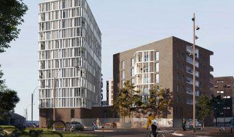 Brest : programme immobilier neuf « Vertigo » en Loi Pinel