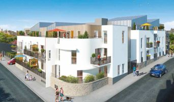 Photo du Résidence « Yseo » programme immobilier neuf à Brest