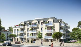 Photo du Résidence « La Corniche » programme immobilier neuf en Loi Pinel à Concarneau