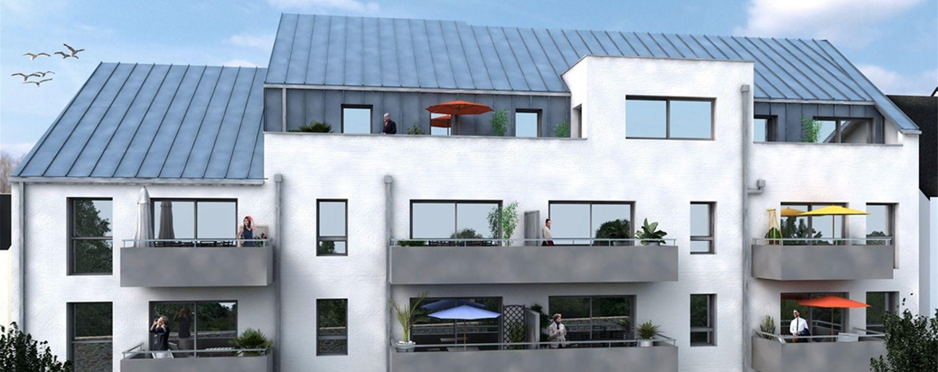 Résidence Les Terrasses du Centre à Gouesnou